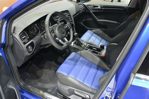 Mk7 Golf R Interior by Volkswagen Mk7 Golf Wagon R Line Concept Interior