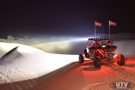 Vision X Light Cannon by Led Lighting On Our Polaris Rzr Xp4 Turbo Utv Guide