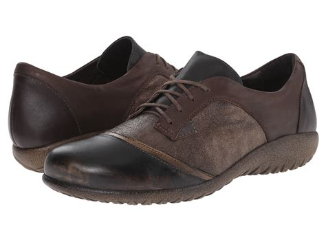 naot shoes naot footwear harore bronze brown volcanic brown grecian
