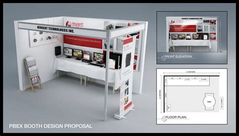 booth design mockup pbex booth mockup by nevermind41 on deviantart
