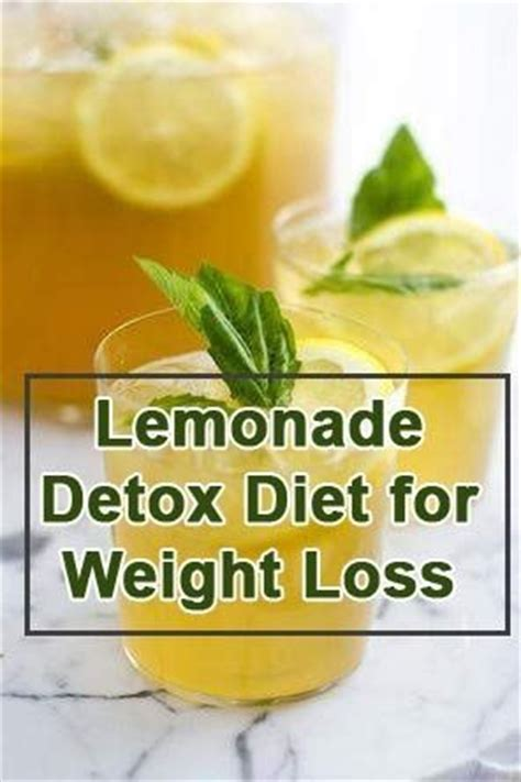 How To Prepare For The Lemon Detox Diet by Lemonade Diet Proven Diet For Weight Loss Cleansing