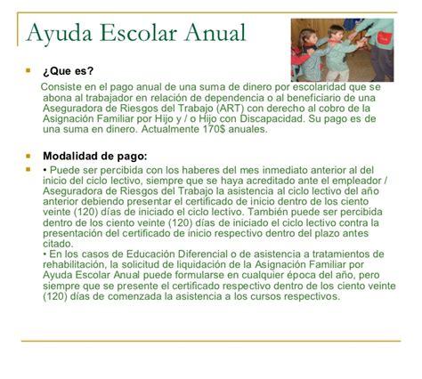 ayuda escolar cando habilitan 2016 anses ayuda escolar 2016 formularios formulario de ayuda