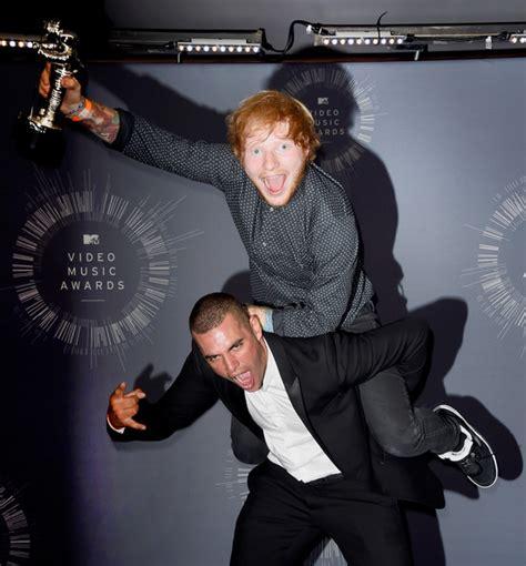 ed sheeran biography mtv emil nava pictures mtv video music awards press room
