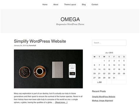 theme wordpress omega wordpress theme directory 171 free wordpress themes