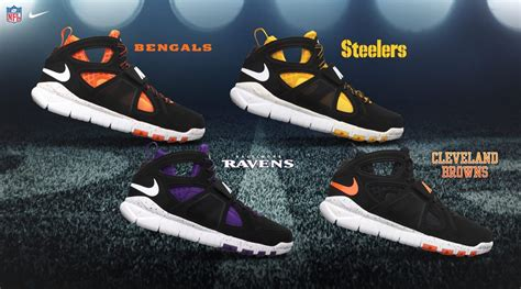 nike football team shoes poll what s your favorite style of nike s new nfl shoes