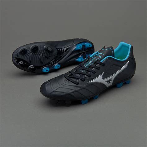 Sepatu M2m Black Silver Diskon sepatu bola mizuno original rebula v2 md black silver blue