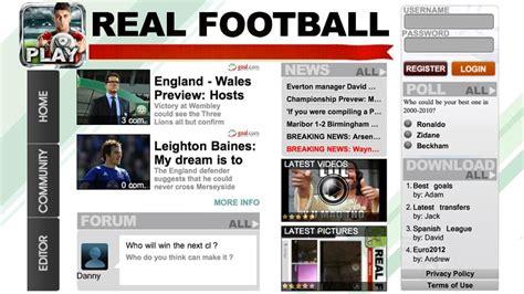 real football 2012 apk data real football 2012 1 6 1d apk data obb
