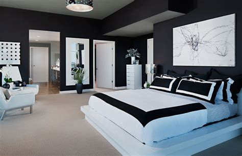 Black And White Bedroom Decor Bedroom Decorating Black And White Ideas Get More Decorating Ideas