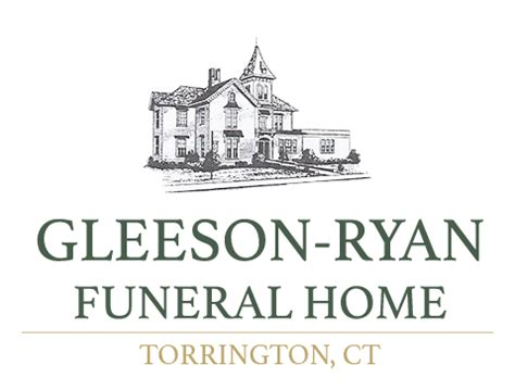 gleeson funeral home torrington ct funeral home and