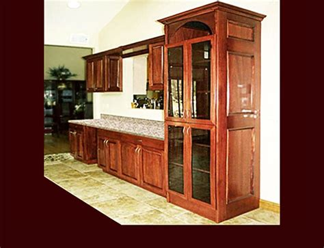kitchen bar cabinet