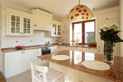 len moderner landhausstil kuchnia w stylu angielskim połączenie prestiżu i tradycji