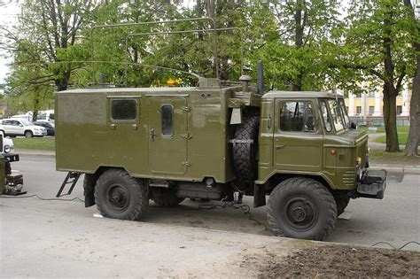 car and truck talk missouri to use military acoustic weapon to file gaz 66 truck in russian military service used as a