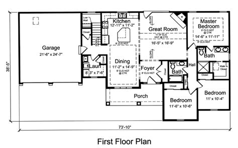 house plans with finished basements ranch house plan 92616 house plans and finished