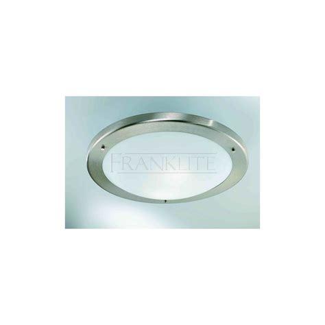 Bathroom Lighting Low Ceilings Franklite Lighting Cf1221le Low Energy Flush Bathroom