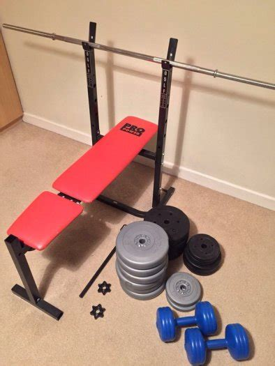 weight bench with weights for sale bench weights for sale for sale in clontarf dublin from j