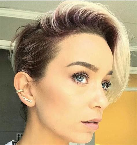 photos of super short hairstyles gallery 1 sarah 772 best short hairstyles images on pinterest pixie