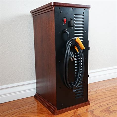infrared tower heater fan della portable 1500 watt electric infrared quartz tower