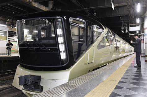 National Rail Sleeper by Glitch Strands Luxury Sleeper During Nikko Test Run