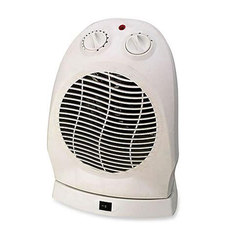 oscillating fan and heater oscillating fan heater bed bath beyond