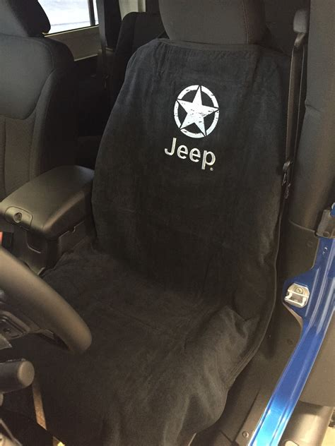 Jeep Seat Towels Jeep Embroidered Seat Towel Starst