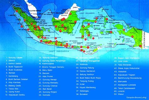 2 Di Indonesia daftar taman nasional di indonesia basec petualang