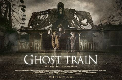 ghost film ghost on train ghost train short film poster sfp gallery
