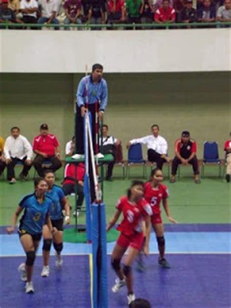Kursi Wasit Voli volly perwasitan dalam permainan bola voli