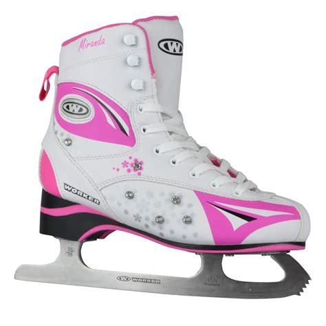 comfortable ice skates womens ice skates worker miranda insportline