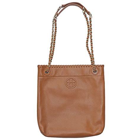 Tas Tb Marion Tote Satchel Wanita burch marion bookbag shoulder bag crossbody leather tb logo bark accessorising brand