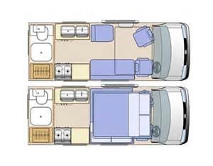 Single Sofa Sleeper by Used Autosleeper Trophy Hi Top Van Conversion Motorhome