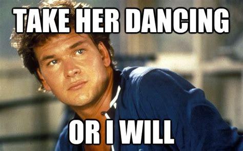 Dirty Dancing Meme - baby from dirty dancing memes