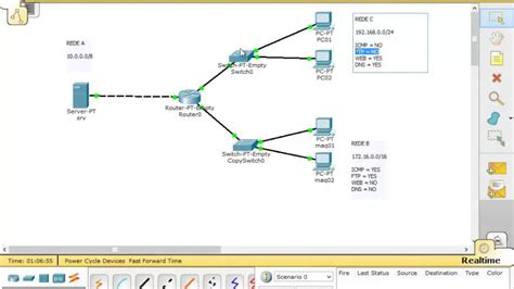 cisco packet tracer firewall tutorial aprendendo a configurar um firewall pelo packet tracer da