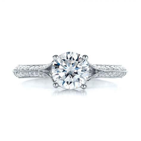 split shank engagement ring 100396