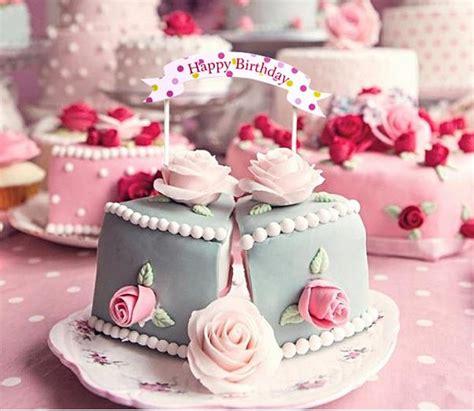 Cake Topper 50pcs 50pcs lot happy birthday decorations birthday cake topper birthday decoration
