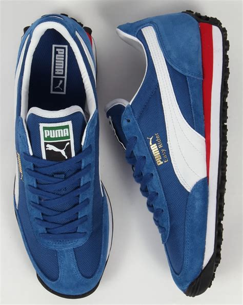 Easy Rider Blue White easy rider trainers true blue white shoes retro