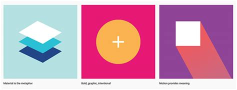 google design principles material design is the new visual language of everything