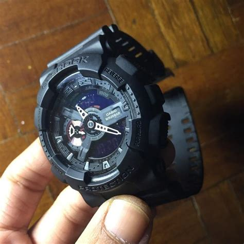 Casio G Shock Ga 110mb 1adr original casio g shock ga 110mb 1adr secondhand my