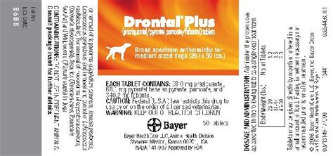 drontal plus for dogs flavor drontal plus praziquantel pyrantel pamoate and febantel tablet animal drugs