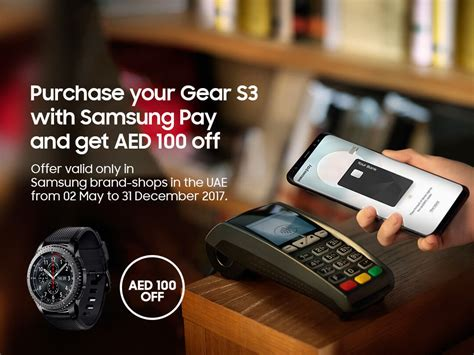 samsung pay with rakbank credit cards uae