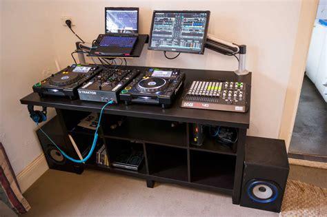 dj desk desk design ideas