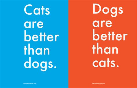 better than eight reasons why cats are better than dogs