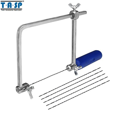 Tasp 4 Quot Multifunction Fretsaw Hand Coping Saw Jig Saw