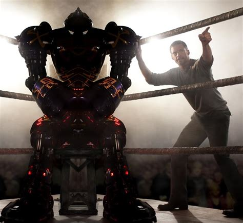 film robot real steel real steel movie teaser trailer