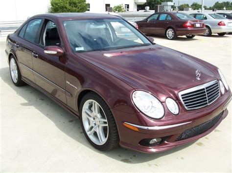 shrimp boat amg e55 and or e63 in barolo red mbworld org forums