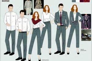 uniform design proposal creative proposal for hotel by ana pulido garcia on guru