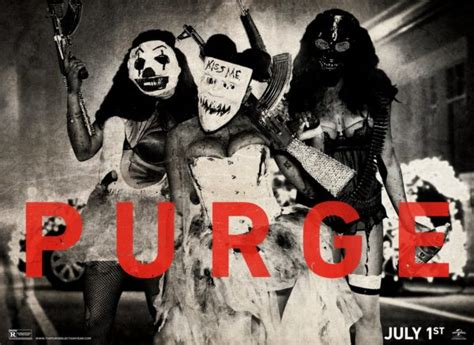 the purge 3 trailer reveals frank grillo facing horror the purge 3 teaser trailer