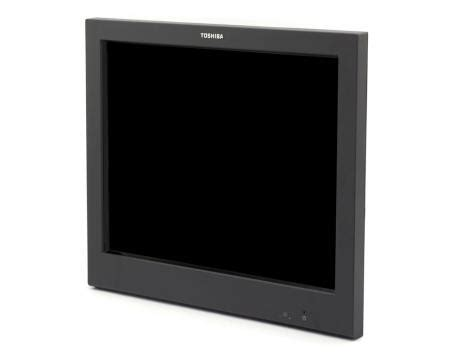 toshiba 4820 5lg grade a no stand 15 quot led touchscreen lcd monitor grade a
