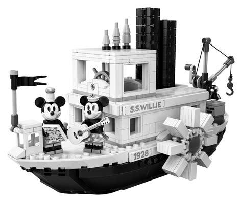 steamboat willie nieuws lego ideas 21317 steamboat willie aangekondigd