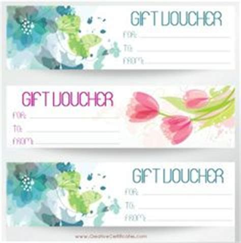 free printable gift certificate no download gift vouchers on pinterest gift vouchers templates and