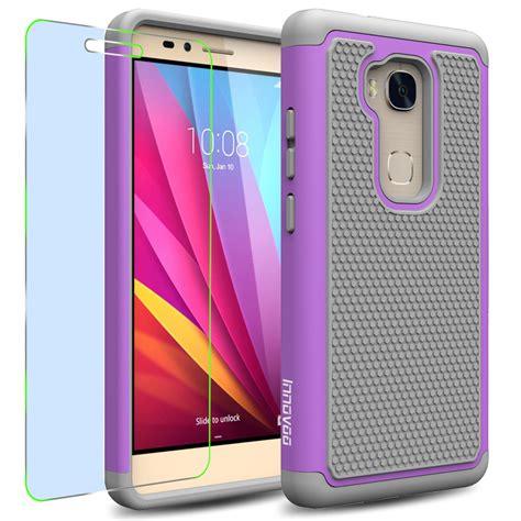 Huawei Honor 5x Gr5 Armor Cover Soft Casing Sarung Tpu Keren huawei honor 5x x5 huawei gr5 innovaa smart grid